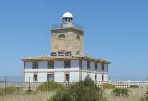 Tabarca Lighthouse