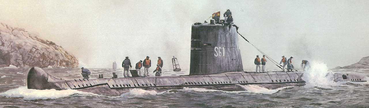 Delfin Submarine Museum, Torrevieja
