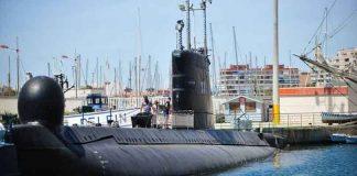 Delfín El Museo Submarino de Torrevieja