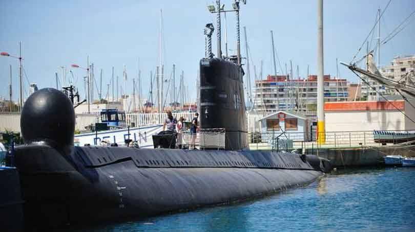 Delfin Submarine Museum