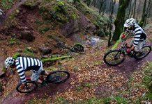 Downhill Bike Ride in Benidorm