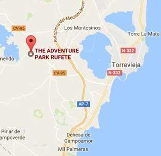 Lo Rufete map