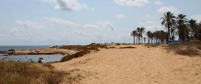 Punta Prima Beaches