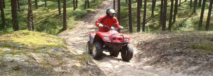 Quad Bike Hire, Benidorm