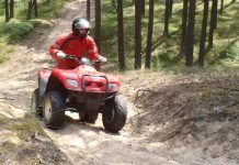 Quad Bike Hire in Benidorm