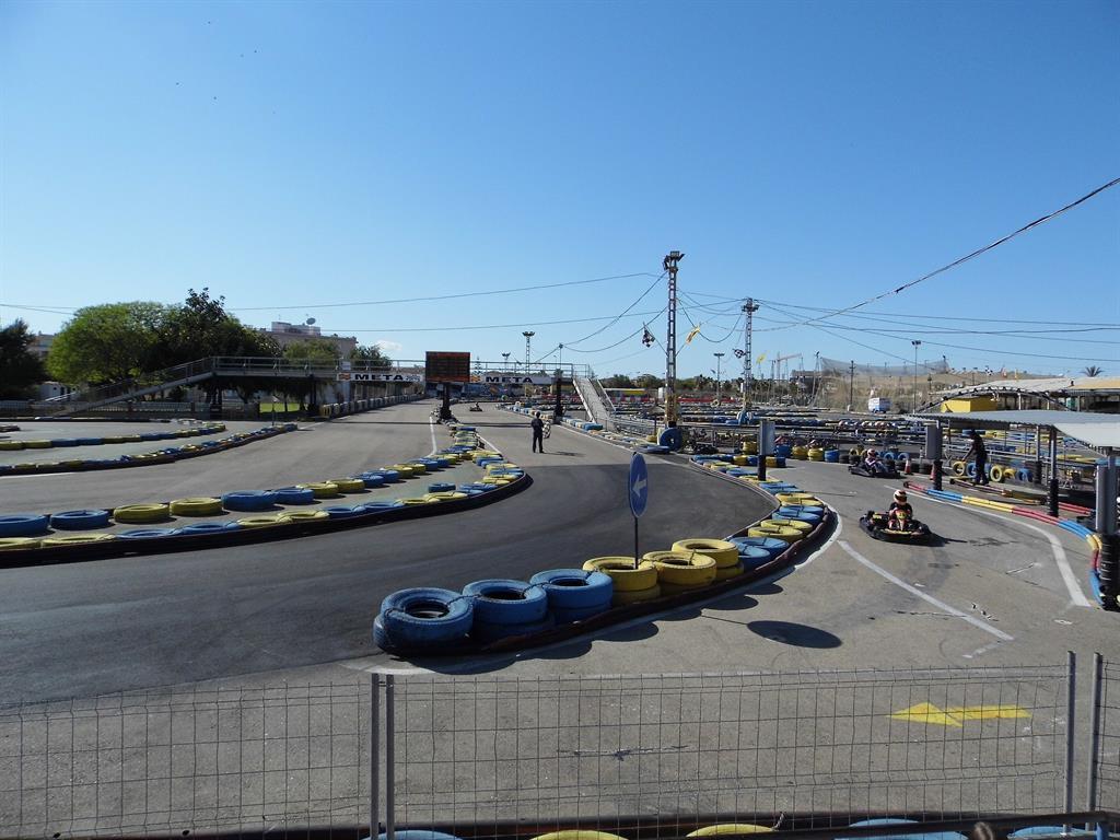 Go Karting in Costa Blanca