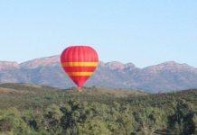 Hot Air Balloon Flights in Costa Blanca