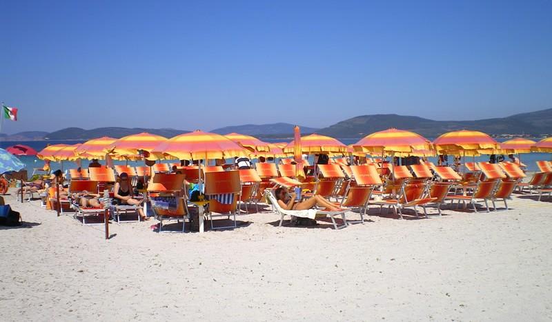 La Marina Beach, Alicante