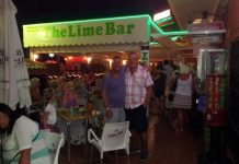 Lime Bar, Via Park 3