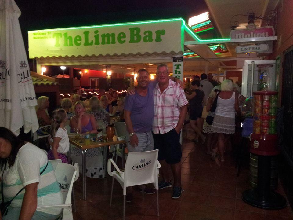 Lime Bar, Via Park 3