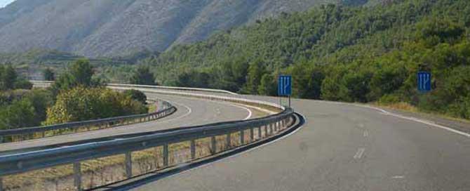 New Spanish Traffic Laws