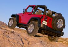 Jeep Safari in Costa Blanca