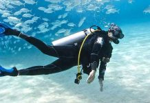 Scuba Diving in Costa Blanca
