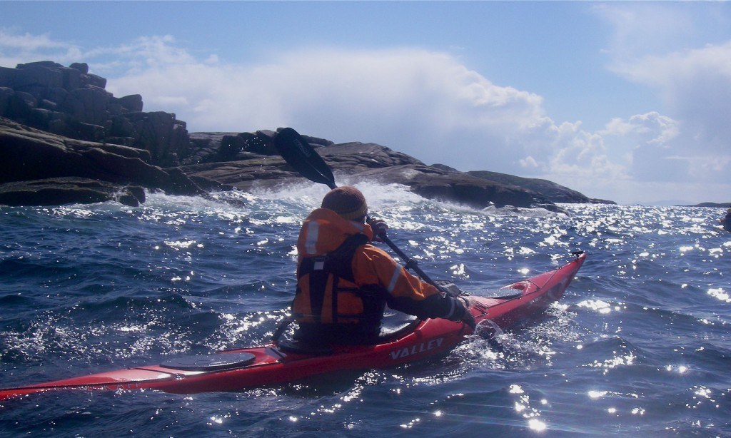 Sea Kayaking in Costa Blanca