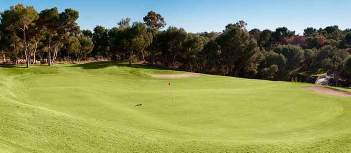 Villamartin Golf Course, Costa Blanca