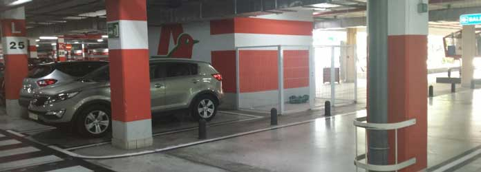 zenia boulevard car park