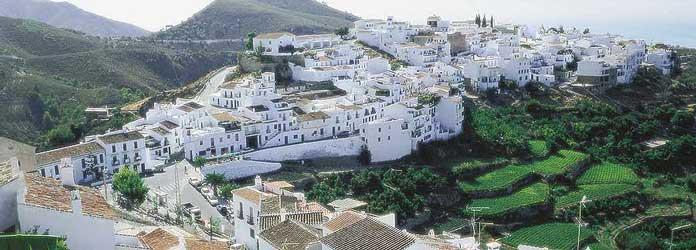Frigiliana Village