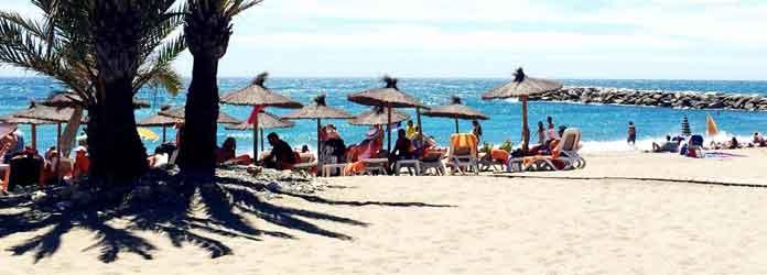Puerto Banús Beaches