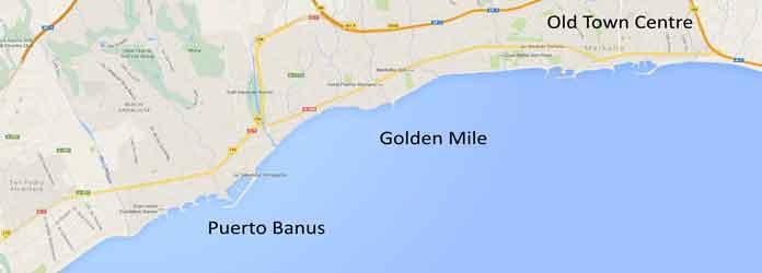 puerto banus golden mile
