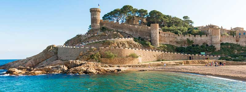 Torreon, Tossa de Mar Castle