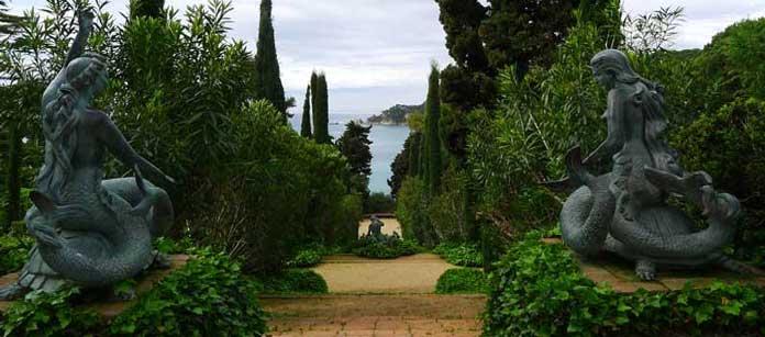 Jardines de Santa Clotilde