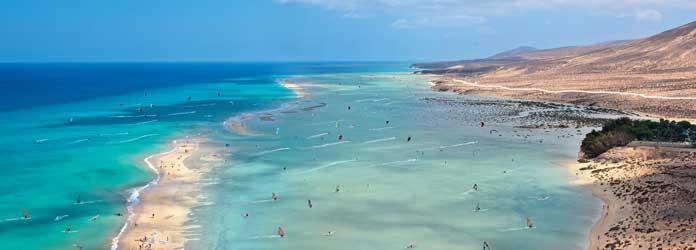 Sotavento Beach Fuerteventura
