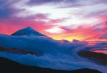 Mount Teide Volcano