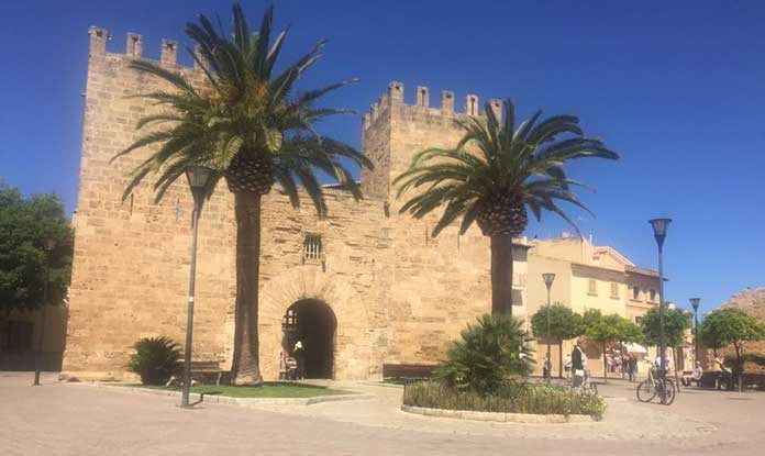 Alcudia Old Town and Castle