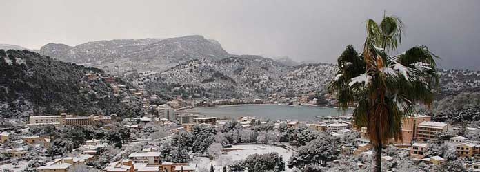 Majorca Weather, December