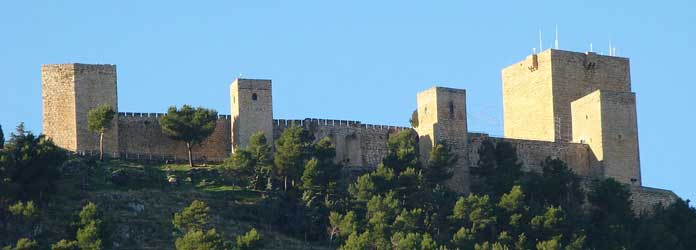 Saint Catalina's Castillo.