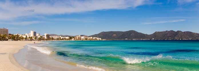 Cala Millor playas