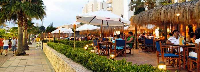 Nightlife in Cala Millor