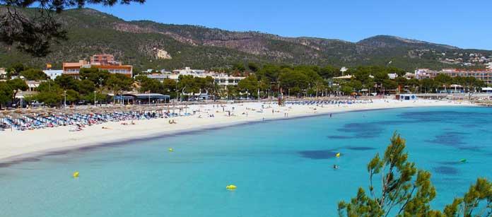 Palma Nova, Mallorca