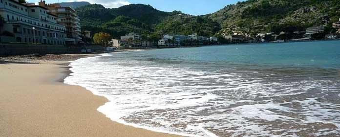 Port de Sóller Beach