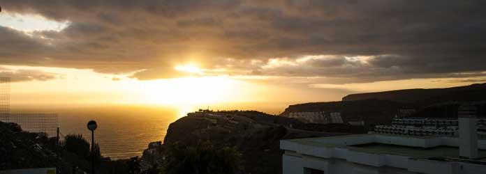 Weather in Puerto Rico de Gran Canaria