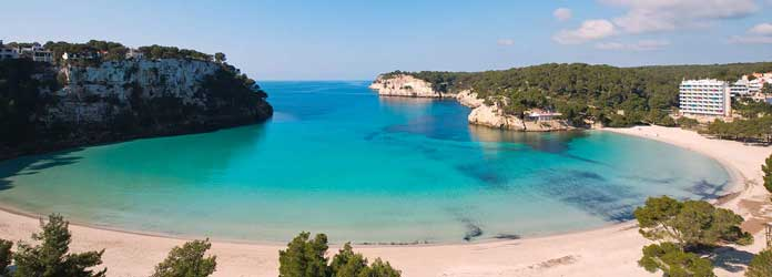 Cala Galdena, Menorca