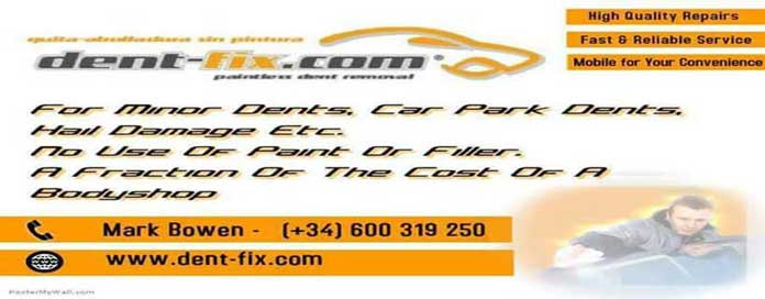 Dent Fix, Painless Dent Removal