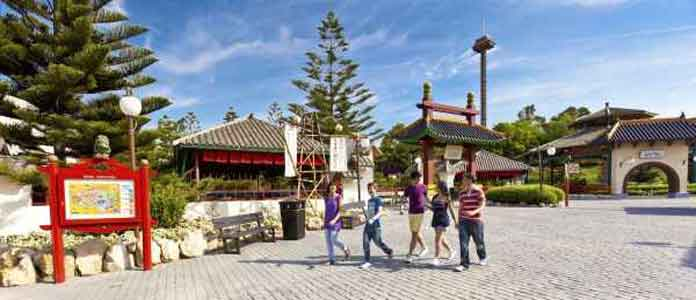 Port Aventura. China