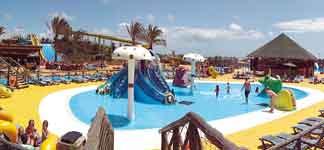 Parque acuático de Fuerteventura