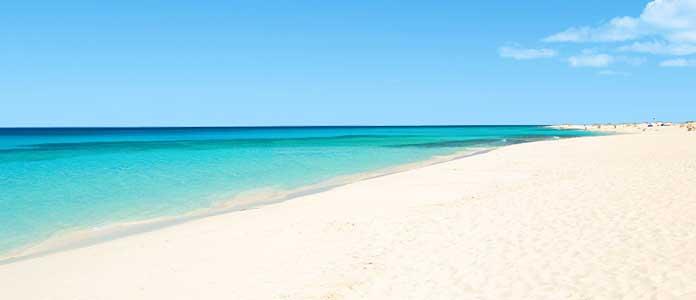 Playas de las islas canaria