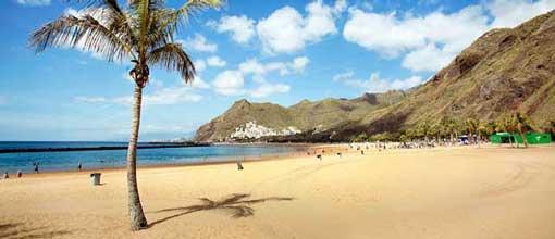 Playa Las Teresitas, Tenerife