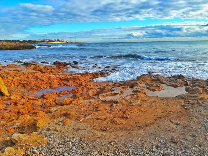 Playa Cala Mosca, Playa Flamenca