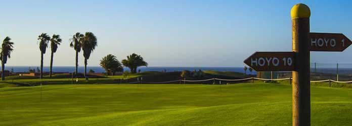 Golf Salinas de Antigua