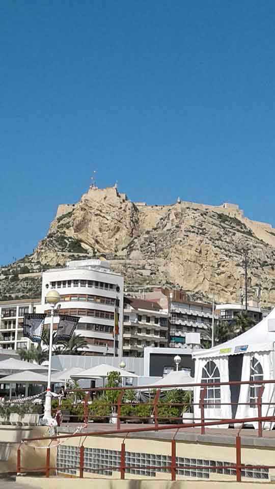 Santa Barbara Castle, Alicante