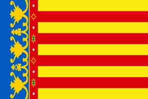 Community of València Flag